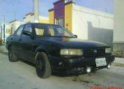 Nissan tsuru 1992 color azul