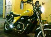 Remato honda shadow 500cc americana en exelentes condiciones