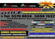 Bicimoto-bicicleta con motor 80 cc - bicimoto.com.mx