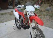 2007 honda crf 450x