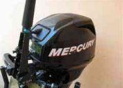 Motor mercury 15 hp modelo 2008 4 tiempos