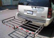 Canastillas plegables para carga y equipaje
