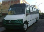 Autobus mercedes marcopolo 1419 asientos 39 altos en tela