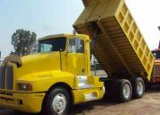 camiones volteo de 14 metros