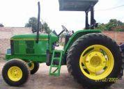 Tractor john deere 6400 sp
