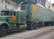 Vendo trailer barato urge