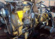 Motor caterpillar c 10 370  hp