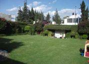 El mirador residencia una planta con jardÍn de 400m2 y dos accesos independientes
