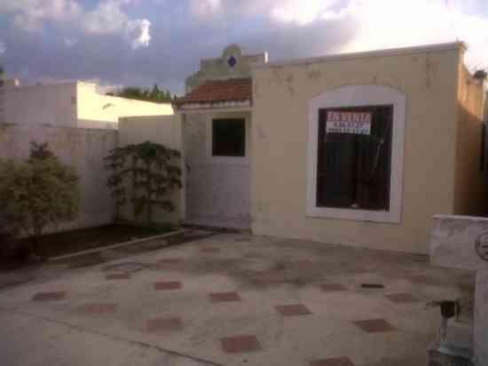 Casa Sola En Compra Calle Calle Col Montecarlo Merida Yucatan