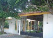 Amplia residencia tipo villa en retorno de carranza, framboyanes, chetumal mexico