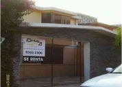 casa en renta lomas lindas atizapan rcr-542