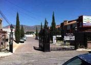 Magnifica casa en  valle del socorro (privada) valle de san javier