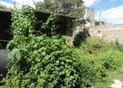 Se vende terreno en ixtapaluca centro