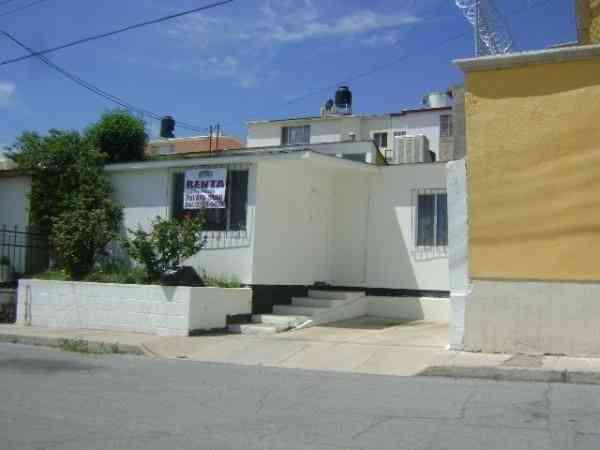Casa en renta en colonia fovissste pabell n de arteaga for Casas en renta chihuahua