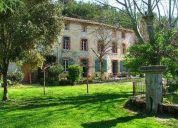 Casa rural : 20/24 personas - piscina - carcassonne  aude  languedoc-rosellon  francia