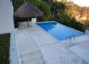 Villa en renta vacacional, calle calle pr. balcones de tangolun, col. santa cruz huatulco, santa mar