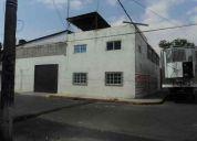 Vendo propiedad para negocio o industria pequeÑa en nezahualcoyotl
