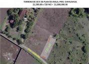 Terreno Campestre Al Norte 2 dormitorios 500 m2