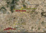 Venta de 60 hectareas en tolcayuca