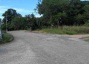Propuesta de venta de 10 hectáreas de terreno