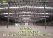 Bodega industrial en renta, calle agricola pantitlan, col. agrícola pantitlan, iztacalco, dis