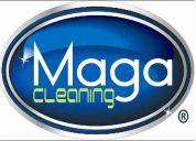 Maga cleaning profesionales en limpieza