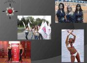 Promociones, modelos y edecanes