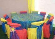 Renta de mobiliario para eventos
