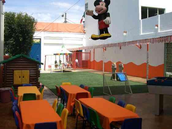 Salón de fiestas Infantiles Chikis - Iztapalapa - Organización de ...