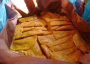 tacos sudados (de canasta)