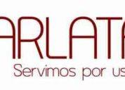 Servicio de meseros,  agencia escarlata