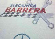 Mecanica barrera