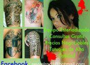 Tatuador profecional