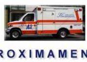Ambulancias humana excelencia profesional en salud a su alcance