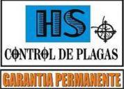 Hs control de plagas