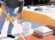 Pinturas y recubrimientos expertos en impermeabilizantes