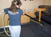 Hunter clean lavado de alfombra y tapetes