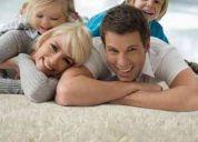 Blanc servicios delimpieza de alfombras, tapetes, muebles con productos biodegradables!