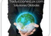 Traducción profesional de documentos inglés español