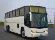 Ofrecemos renta de autobuses y camionetas en df xix-m viajes y eventos