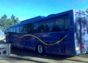 renta de autobus de turismo