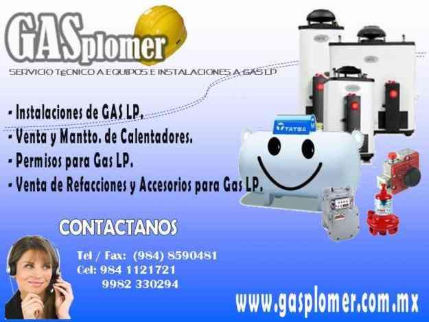 Venta e instalacion de tanques estacionarios benito for Instalacion de gas lp