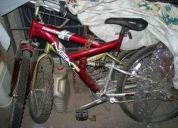 Vendo bicicleta de montania nevesona $1,200