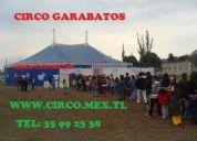 Renta de circo para tu eventos funciones de circo circo garabatos
