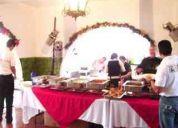Eventos bocadillos, buffets, banquetes y todo lo que gustes para esta navidad in