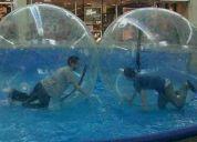 Pelotas acuaticas chalco ixtapaluca e inflables