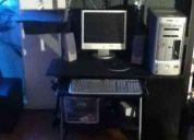paquete: escritorio, computadora, multifuncional