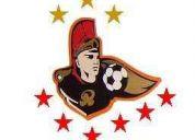 Busco jugadores de futbol soccer