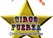 Circo gratis en diciembre !!!