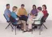 Grupo de apoyo psicoterapeutico para viudos y viudas